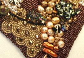 DeAthe neckwear closeup